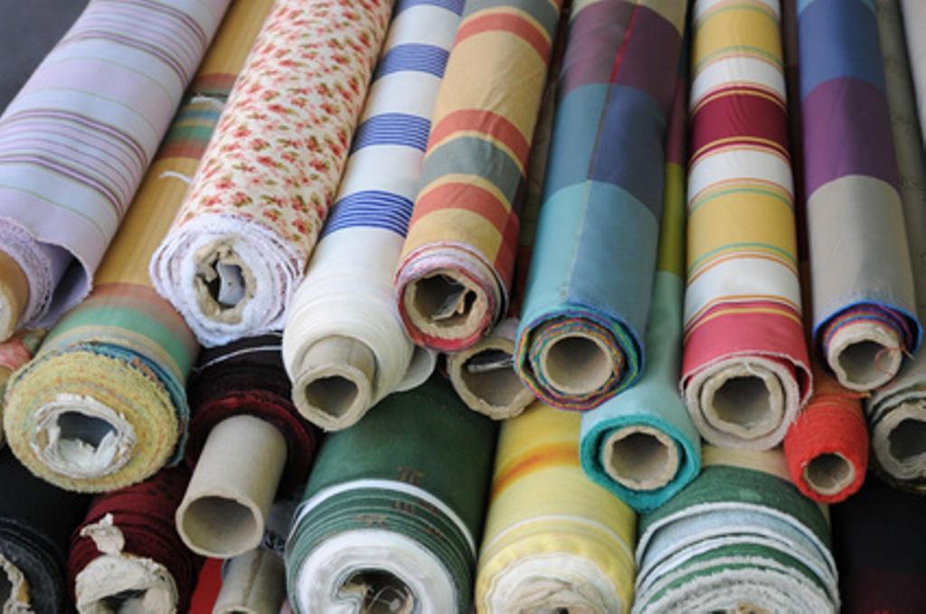 Rodzaje tkanin